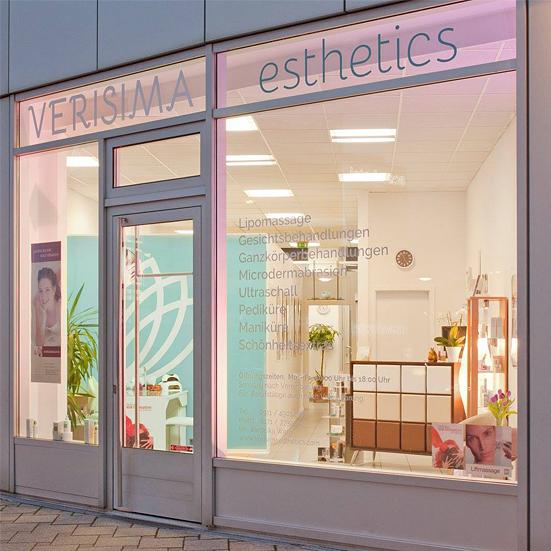 Kosmektikstudio Verisima esthetics am Leipziger Platz 1 Nürnberg-Nord